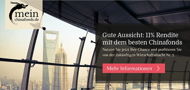Mein-Chinafonds.de Webseitendesign
